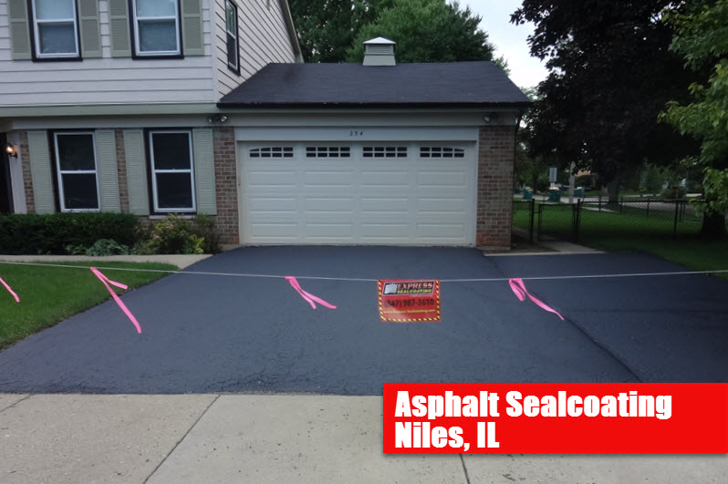 Asphalt Sealcoating Niles, IL
