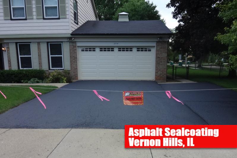 Asphalt Sealcoating Vernon Hills, IL